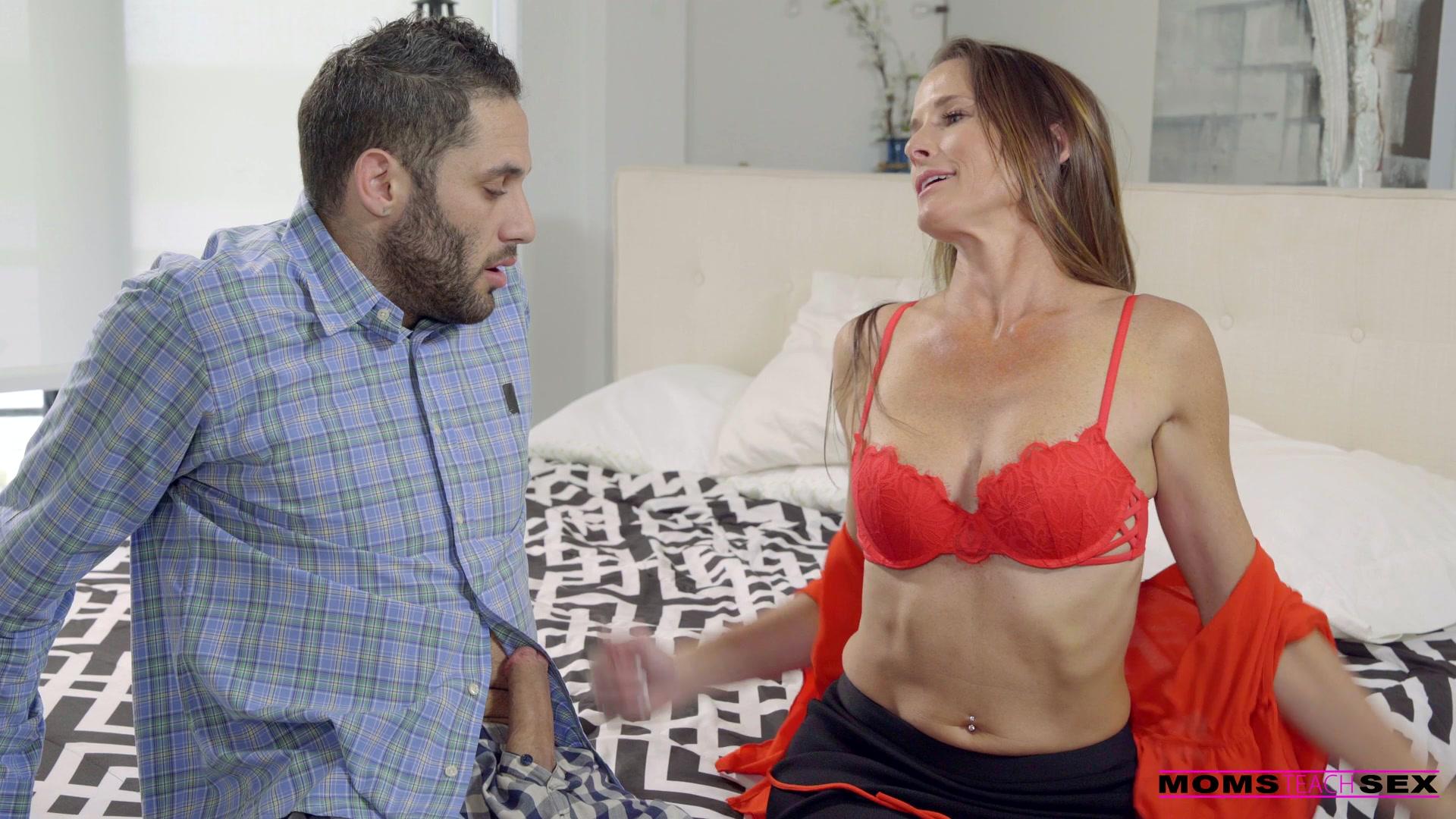 Красивые мамки секс видео